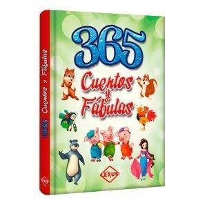 365 Cuentos y Fabulas